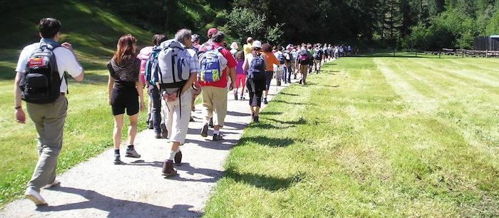 montagna-cammino